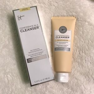 NEW Sealed Full Size IT Confidence in a Cleanser